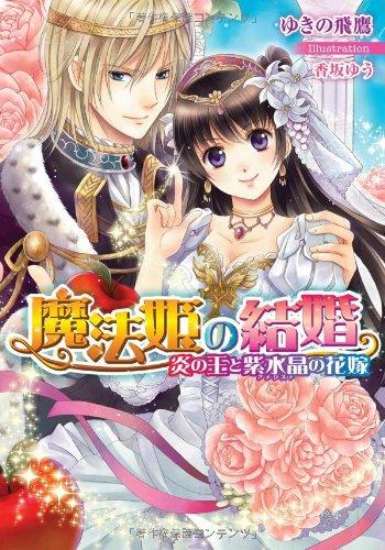 魔法姫の結婚 炎の王と紫水晶の花嫁 (ティアラ文庫)