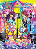 img - for Lisa Frank Giant Coloring & Activity Book - Rainbow Rockers book / textbook / text book
