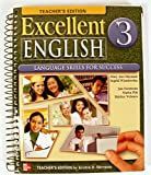 img - for Excellent English, Book 3: Language Skills for Success, Teacher's Edition book / textbook / text book