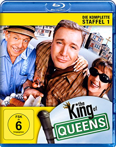 The King of Queens - Die komplette Staffel 1 [Blu-ray]