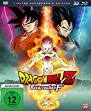 DVD & Blu-ray - Dragonball Z: Resurrection 'F' - Limited Collector's Edition (DVD, Blu-ray & 3D-Blu-ray) [Limited Edition]