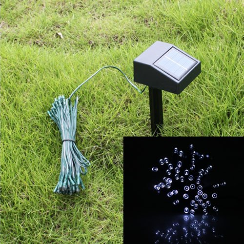 [Clearance] 6M 19ft 50 LED Solar Powered String