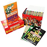 Horrible Histories Blood Curdling Box of Books Gift Set