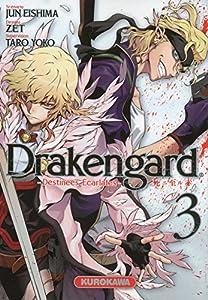 Drakengard : Destinées Écarlates Edition simple Tome 3