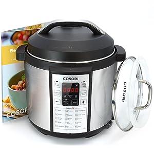 COSORI pressure cooker width=