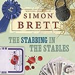 The Stabbing in the Stables | Simon Brett