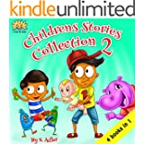 CHILDREN'S BEDTIME STORIES BEGINNER READERS COLLECTION 2:Illustrated Picture book-Teaches values-early learning)fantasy for kids-Rhyming-funny-humor-read ... Bedtime stories Beginner / Early reader)