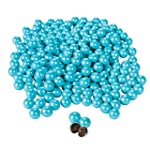 Shimmer Powder Blue Chocolate Balls....