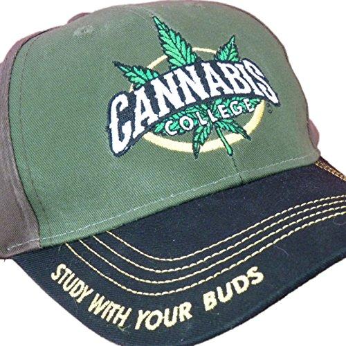 Cannabis-420-Marijuana-Themed-Ball-Cap-Hats