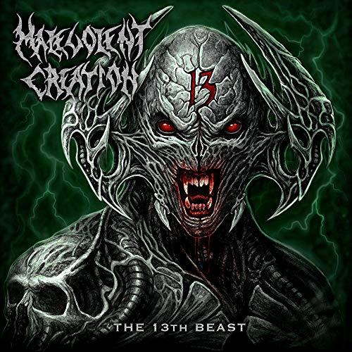 Cassette : Malevolent Creation - 13th Beast (Cassette)