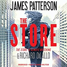 The Store Audiobook by James Patterson, Richard DiLallo Narrated by Graham Halstead
