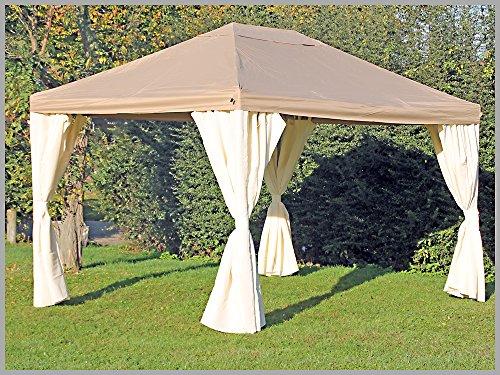pavillon 3x4 sahara preisvergleiche erfahrungsberichte und kauf bei nextag. Black Bedroom Furniture Sets. Home Design Ideas