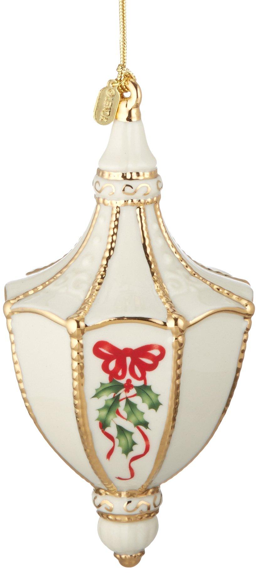 Christmas Ornaments From China : Lenox annual holiday china ornament