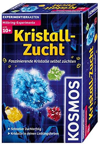 Kosmos Mitbringexperimente Kristall-Zucht}