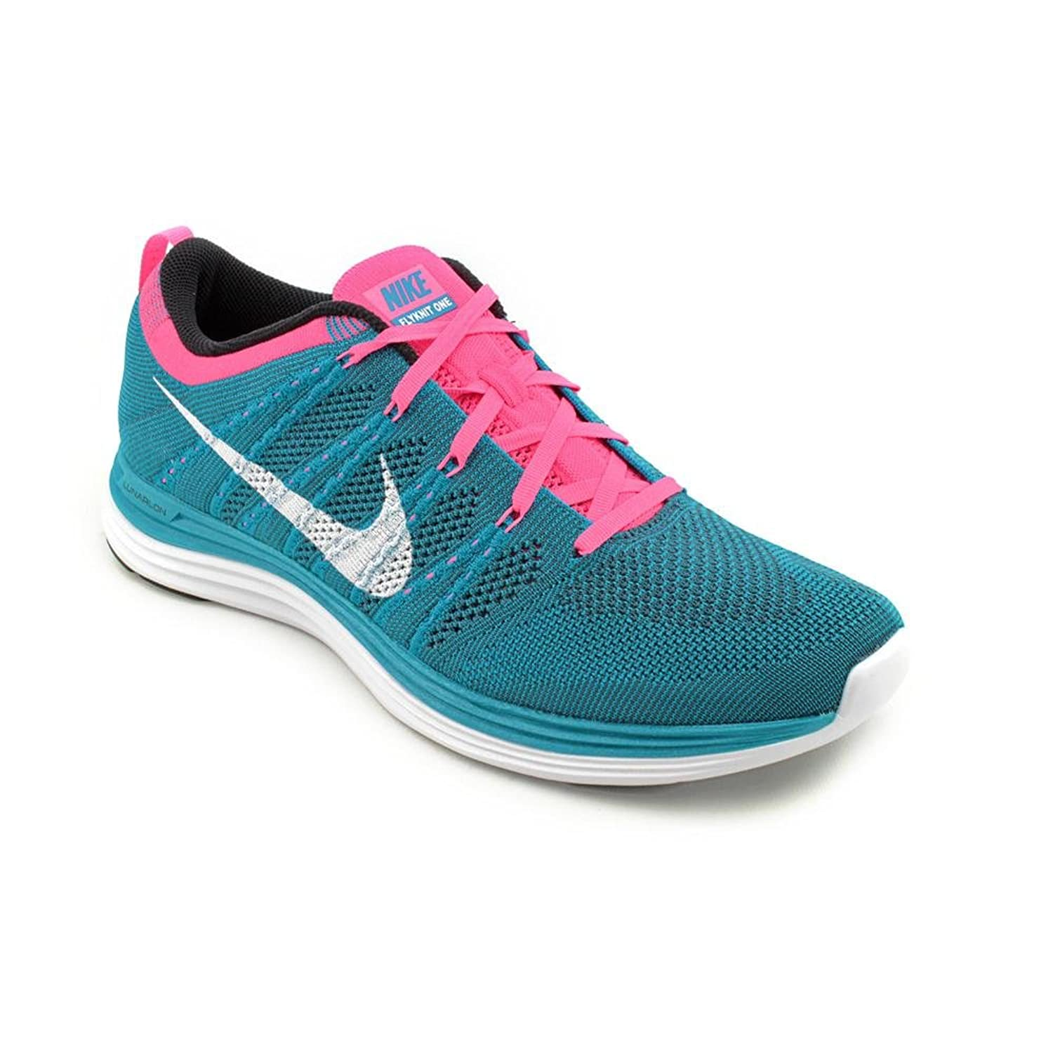 Nike Men's FlyKnit One+ Running Shoes Size 13 Neo ...