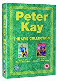 Peter Kay - Live At The Top Of The Tower / Live At The Bolton Albert Halls (2 Disc Box Set) [DVD]