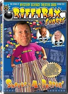 Rifftrax: Shorts-A-Poppin [DVD] [Region 1] [US Import] [NTSC]