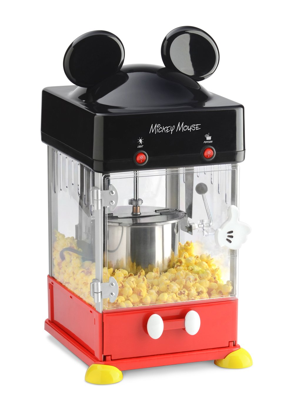 Mickey Mouse Popcorn Popper Gift for People Who Love Disney