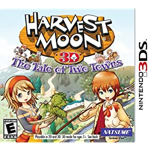 Harvest Moon: Tale of Two Towns for Nintendo 3DS