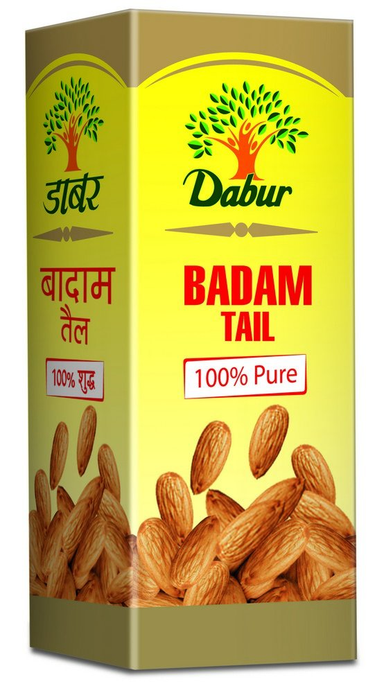 Dabur Badam Tail – 25 ml- Rs 47 [ 49 % off ] @ amazon