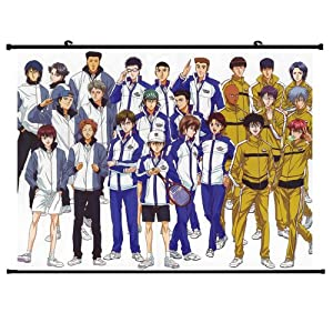"Coocool® Lifelike Decor Wall Scroll Inspired By Anime Prince of Tennis(32""*24"")(Support Customization)"