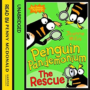 Penguin Pandemonium: The Rescue Audiobook