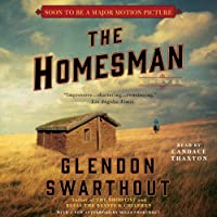 The Homesman: A Novel (       UNABRIDGED) by Glendon Swarthout Narrated by Candace Thaxton