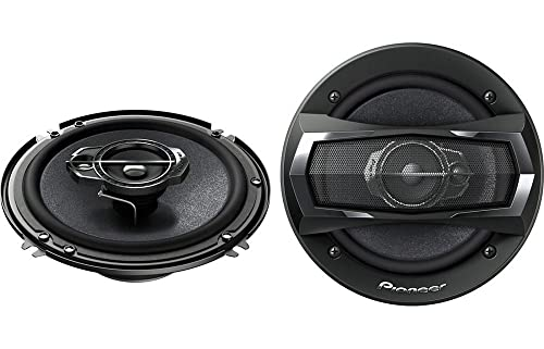Best 6.5 Speakers - Pioneer TS-A1675R 3 Way 6.5 Coaxial Speakers