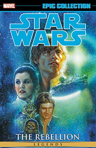 Star Wars Legends Epic Collection: The Rebellion Vol. 2 (Epic Collection: Star Wars Legends: The Rebellion) [Wood, Brian - Marz, Ron - Barlow, Jeremy - Windham, Ryder] (Tapa Blanda)