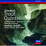 Schubert: Trout Quintet; 6 Moments musicaux