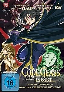 Code Geass: Lelouch of the Rebellion - Staffel 1 - Vol. 3 (2 DVDs)