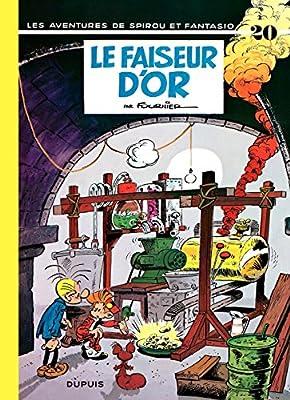 Spirou et Fantasio - Tome 20 - LE FAISEUR D'OR de Fournier