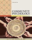 img - for Cengage Advantage; Community Psychology: Linking Individuals and Communities (Cengage Advantage Books) book / textbook / text book