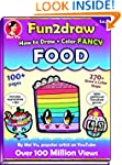How to Draw + Color Fancy Food - Fun2...