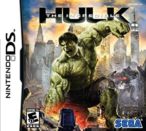 The Incredible Hulk - Nintendo DS