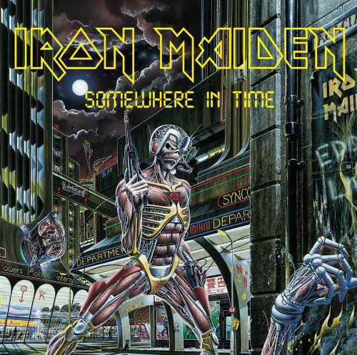 Iron Maiden-Somewhere In Time-PROPER-Remastered-CD-FLAC-1998-SCORN Download