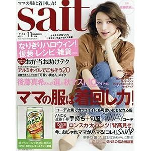 saita 表紙画像
