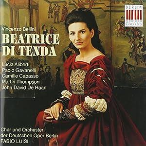 Bellini. Beatrice di Tenda (Gesamtaufnahme)