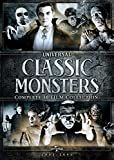 Universal Classic Monsters: Complete 30-Film Collection (Dracula / Frankenstein / Bride of Frankenstein / Wolf Man / The Mummy / Invisible Man / Creature from the Black Lagoon / Phantom of the Opera)