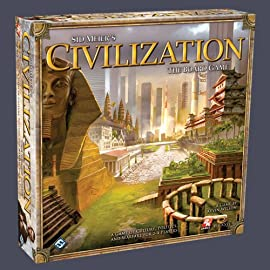 Sid Meier's Civilization The Board Game