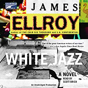 White Jazz Audiobook