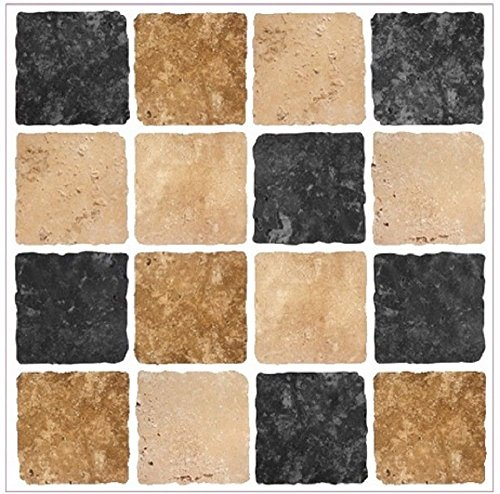 pack-of-10-black-stone-brown-cream-mosaic-tile-transfers-stickers-peel-and-stick-transform-your-bath