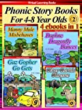 Picture Books For Children 02 (4 ebooks in 1) (Phonic Ebooks (Story Book Collections))
