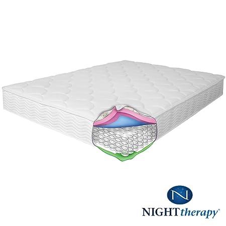 Night Therapy Spring 8 Inch Premium Mattress, Full