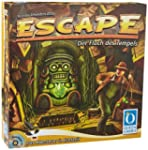 Queen Games 6090 - Escape - Der Fluch...