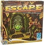 Escape: Gesellschaftsspiel. Spieldauer: Echtzeit, für 1-5 Spieler