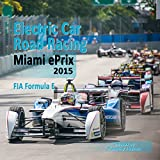 Electric Car Road Racing Miami ePrix 2015 FIA Formula E (English Edition)