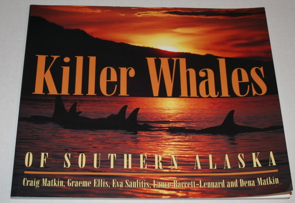 Killer Whales of Southern Alaska, Matkin, Craig