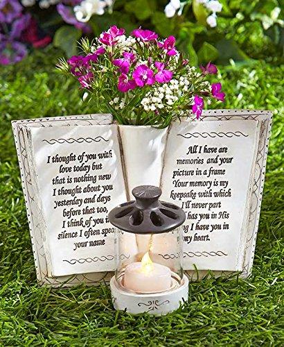 Garden Memorial Book