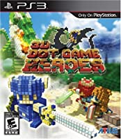 3D Dot Game Heroes - Playstation 3 from Atlus